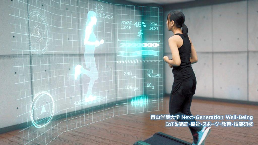 IoT&健康・福祉・スポーツ・教育・技能研修